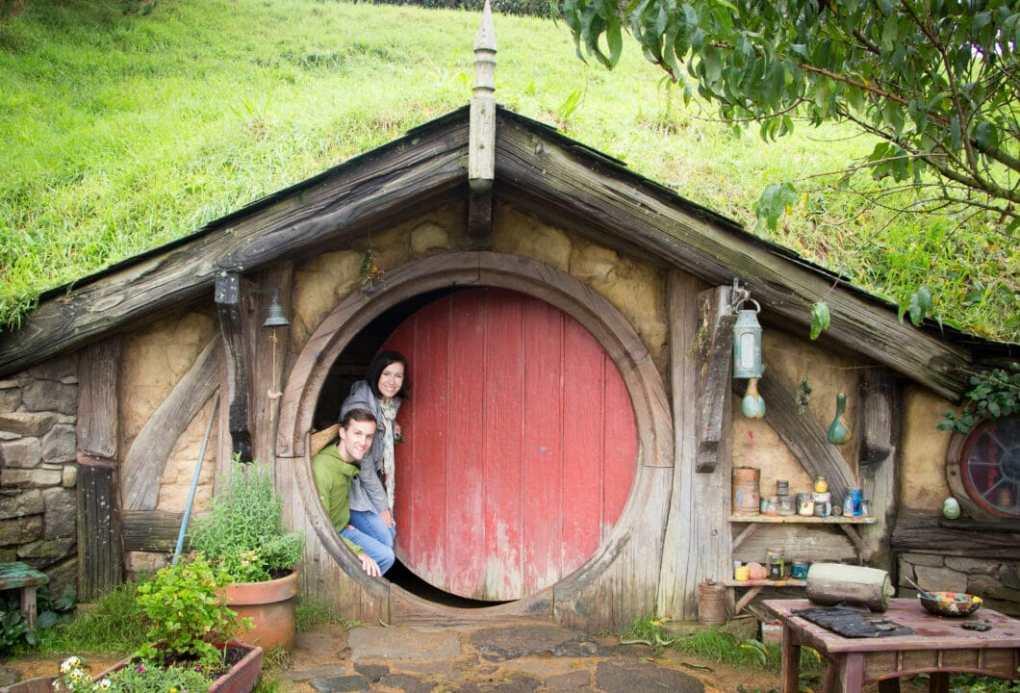 Hobbiton home