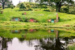 Hobbiton, Matamata, New Zealand
