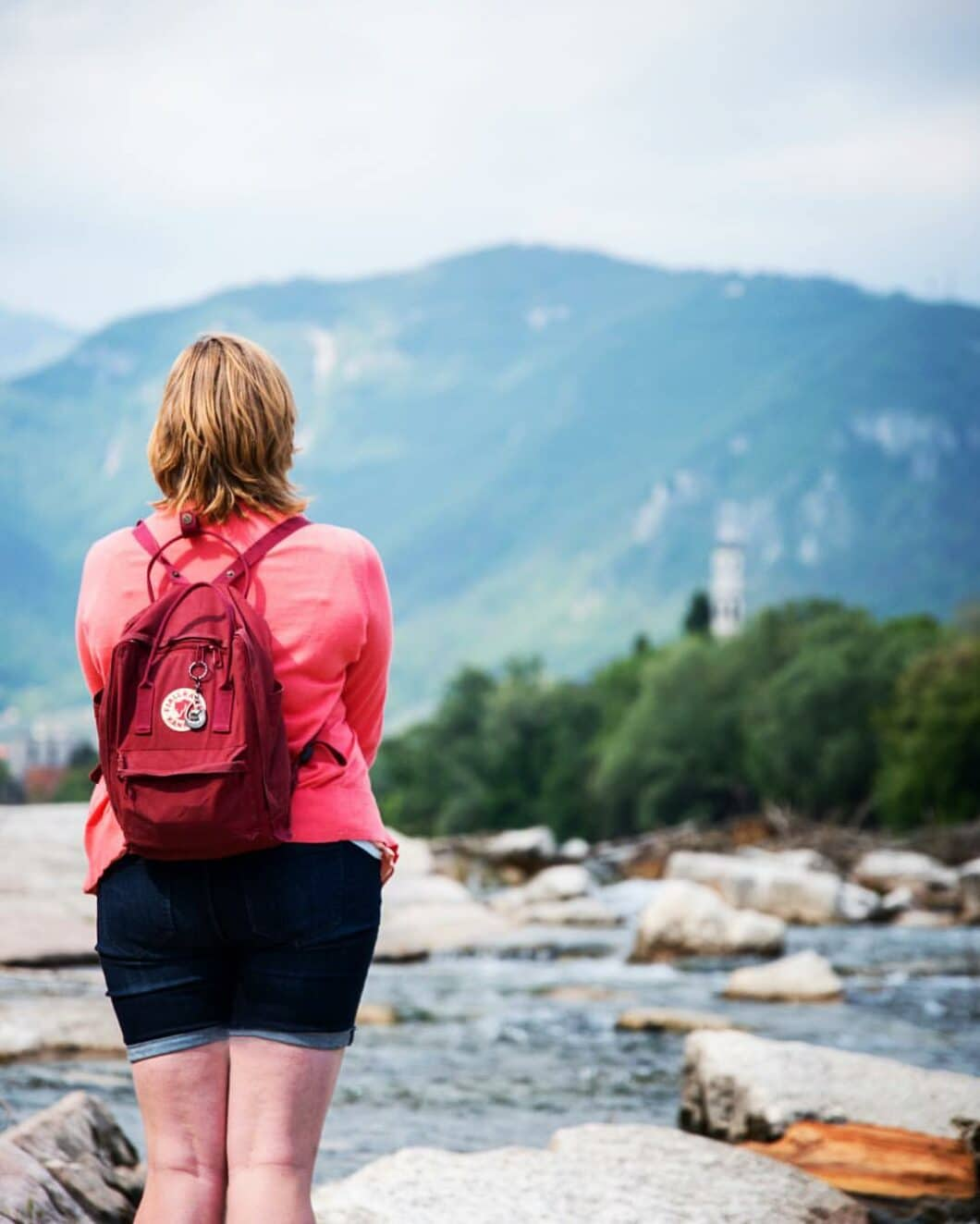 """Julia of """"Philly with a Fjallraven"""""""