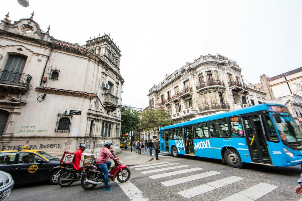 How to get around in Argentina