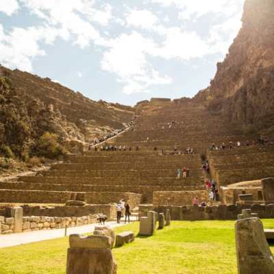 Part 1: Machu Picchu Isn't The Only Inca Ruin Worth Seeing In The Sacred Valley