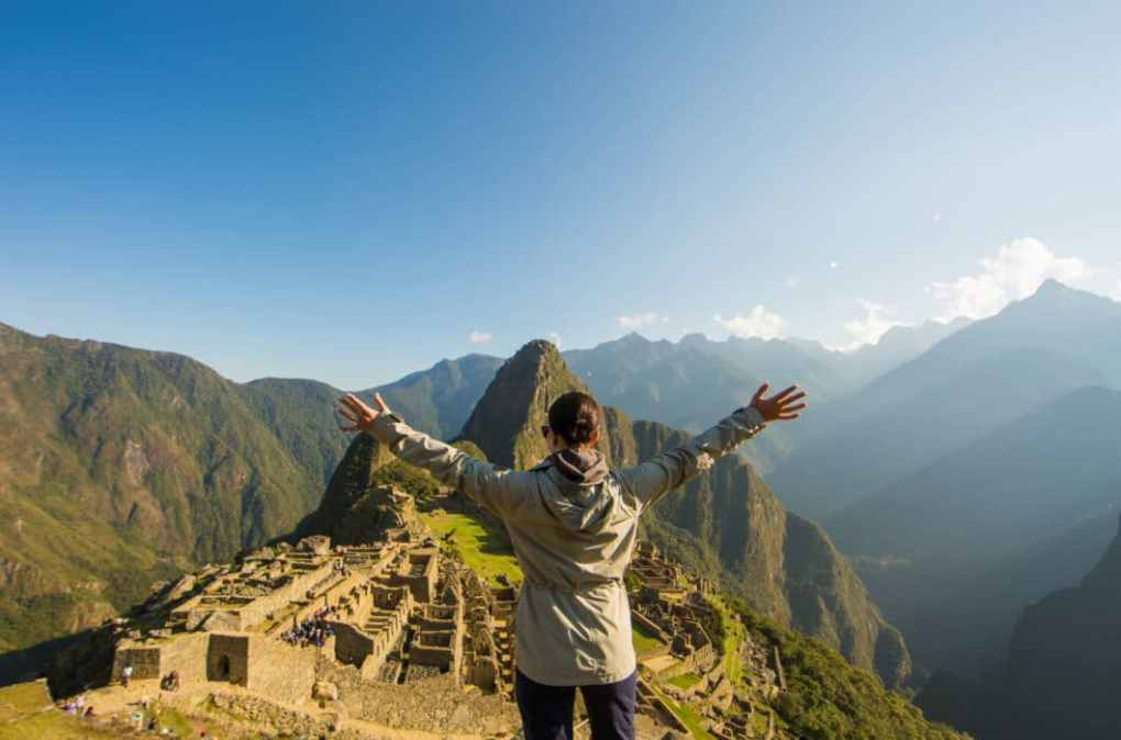 Machu Picchu photo ideas