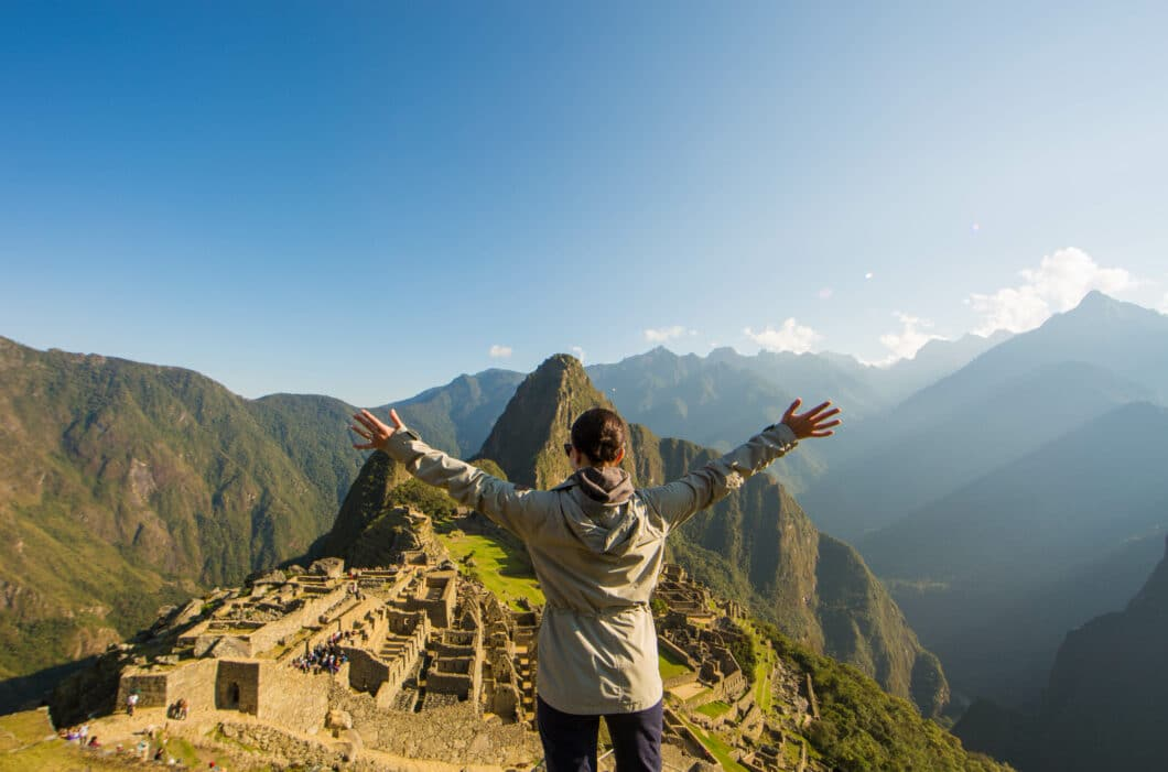 Machu Picchu photo ideas