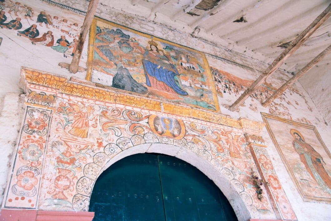 Chinchero Church