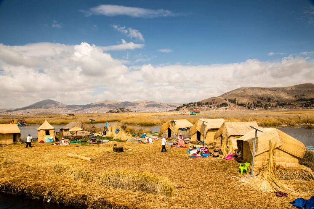 Are the Islas Uros (Floating Islands) of Lake Titicaca Worth the Journey?