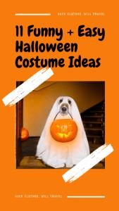 11 Funny, Last-Minute Halloween Costume Ideas