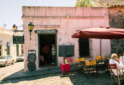 Colonia del Sacremento restaurant