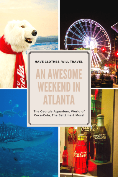 An awesome weekend in Atlanta!
