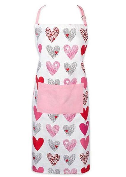 heart apron