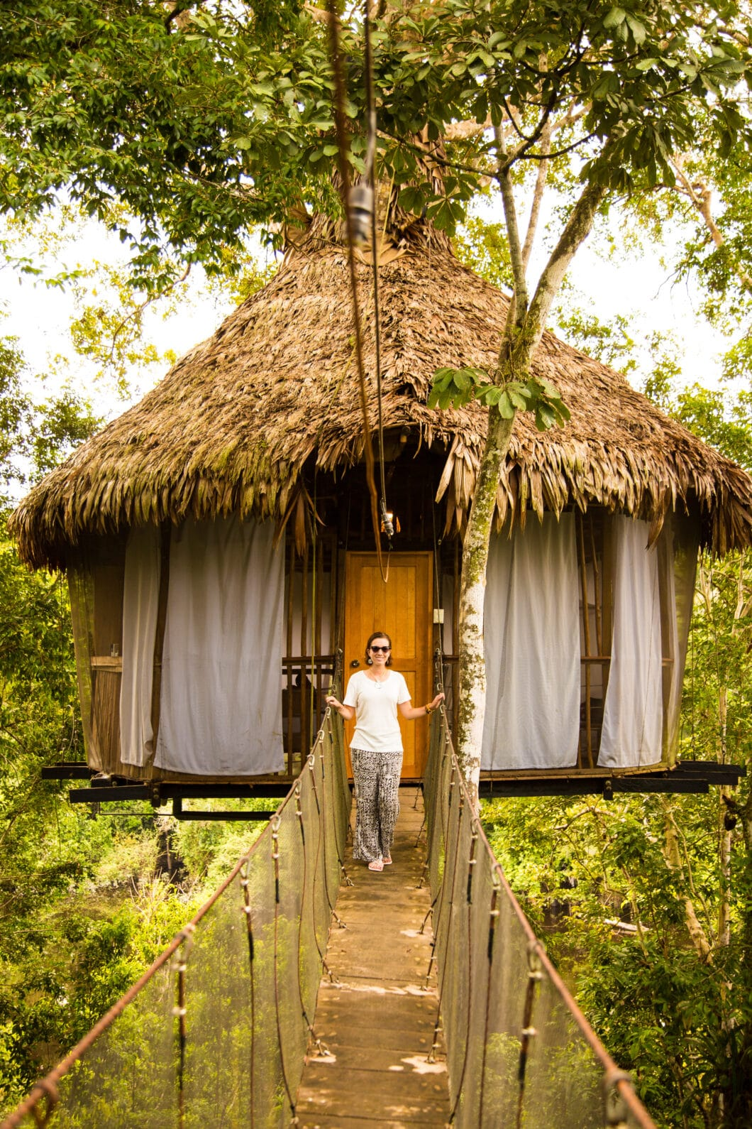 My Honest Experience Staying at the Treehouse Lodge in Peru