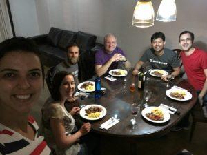 Guidewire dinner photo