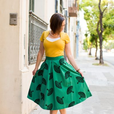 The Best Skirt in My Closet (For 5+ Years!)