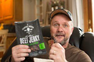 Naturebox beef jerky