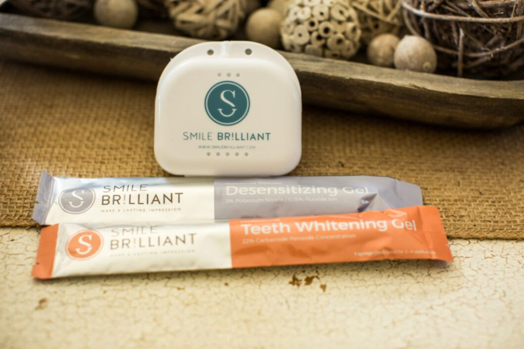 Smile Brilliant Teeth Whitening for Sensitive Teeth