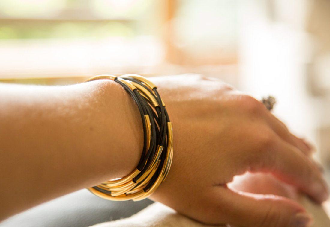 Lizzy James necklace bracelet