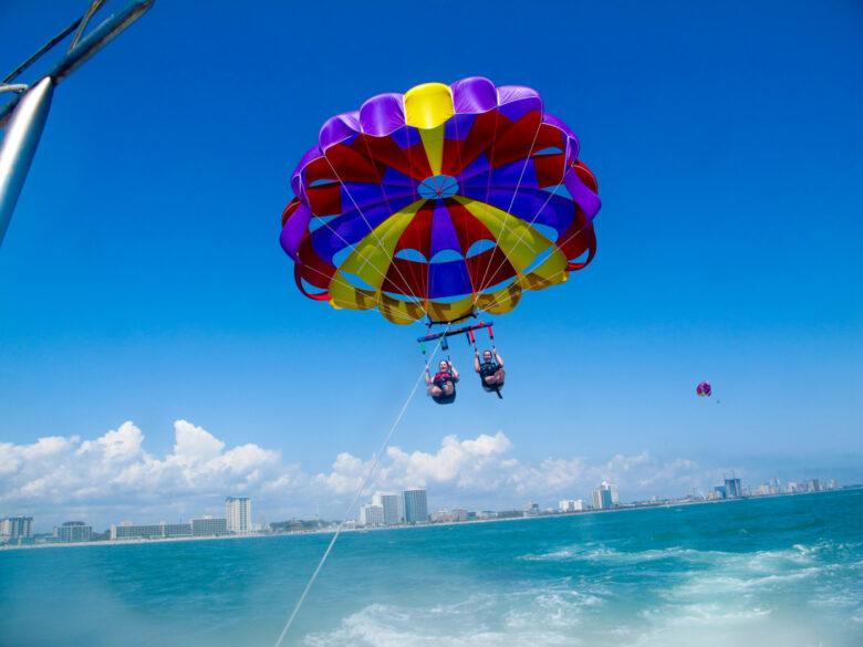 parasailing Myrtle Beach