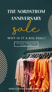 Why the Nordstrom Anniversary Sale is a Big Deal + My Top Picks