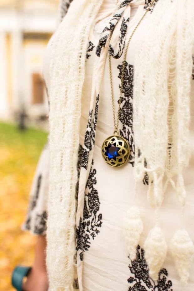 ModCloth Stylish Surprise Necklace