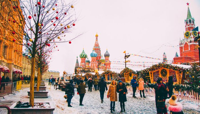 Moscow in Winter – 3 Day Itinerary for First-Timers