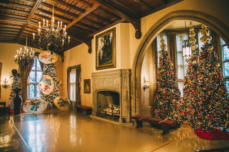 Nutcracker in the Castle at the Paine Art Center
