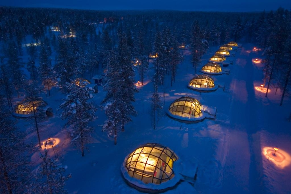 10 Unique Hotels Around the World for Adventure Lovers