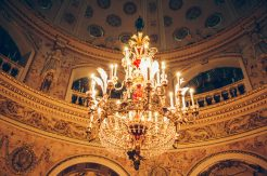 1 more chandelier pic..