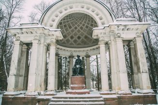 Pavlovsk Park Grounds