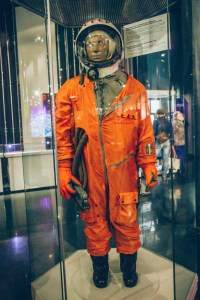 Yuri Gagarin's suit? I don't believe so...