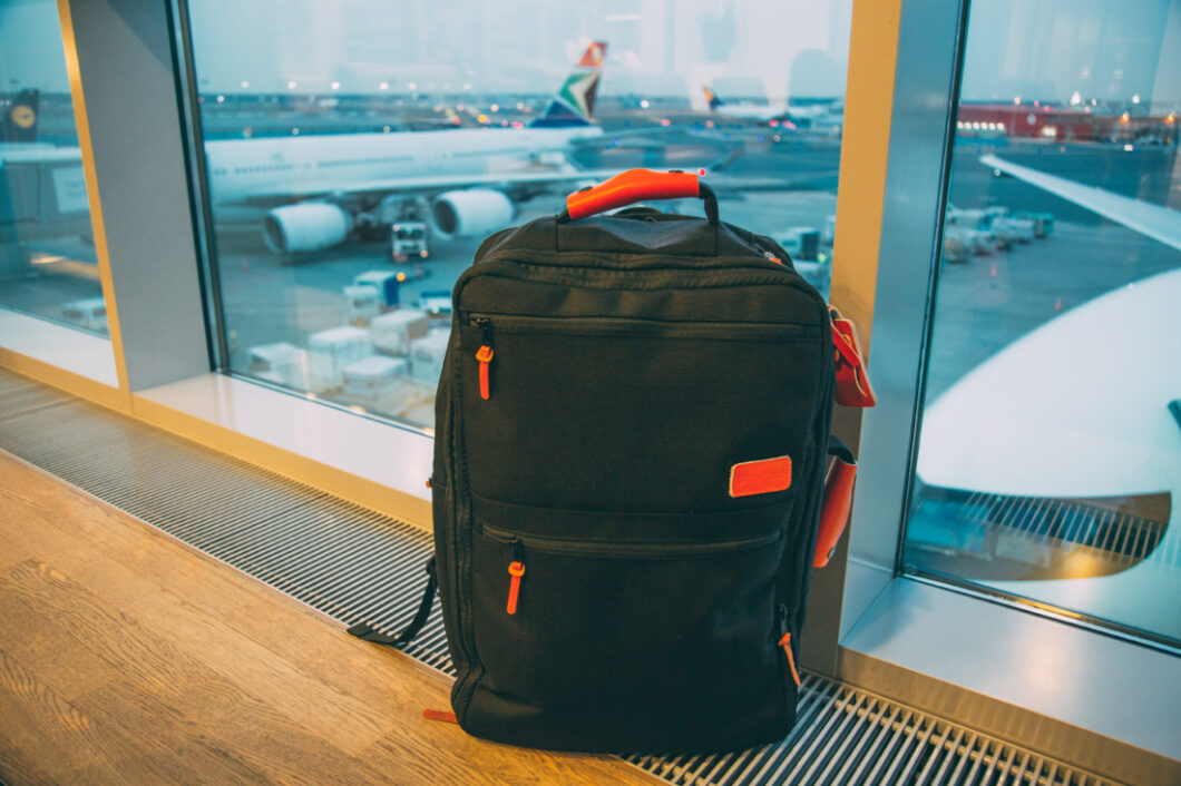 Standard's Carry on Backpack Review