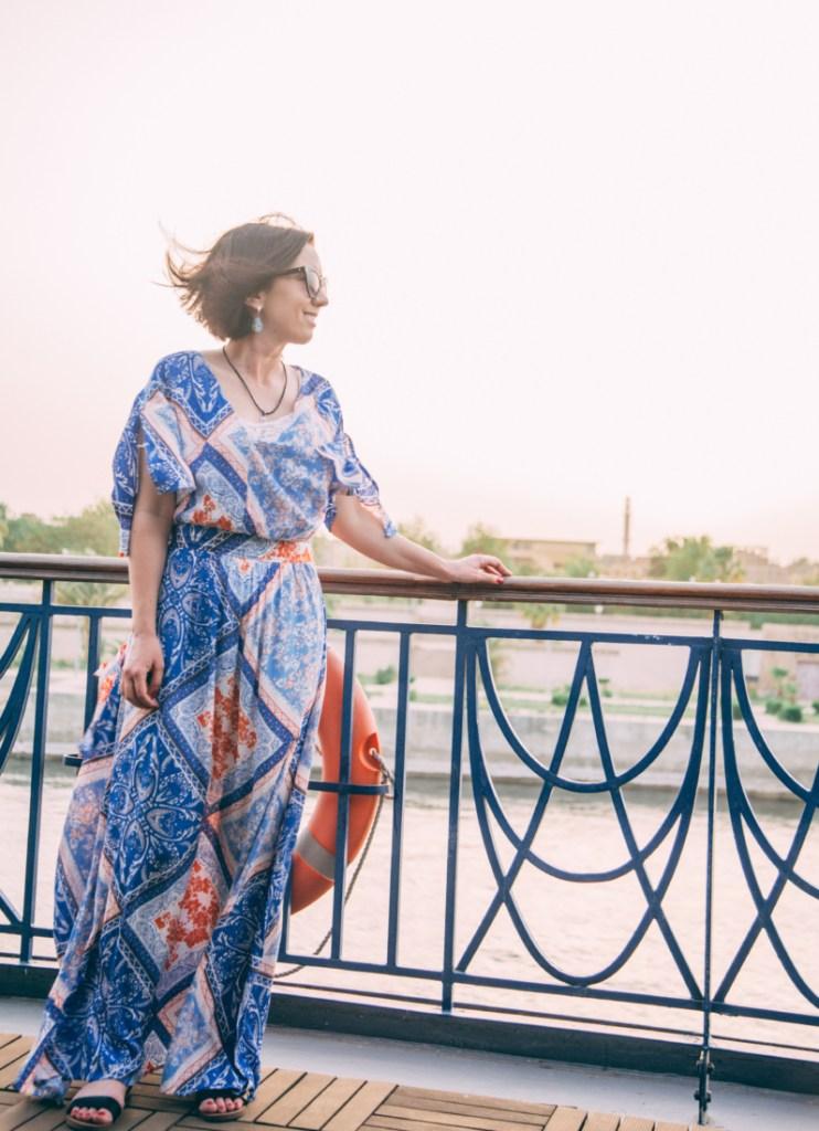 Nile River Cruise Outfit Idea