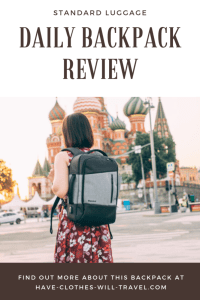 Standards' Daily Backpack Review