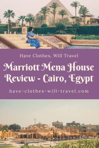Marriott Mena House Review
