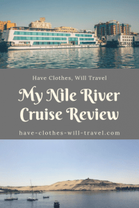 My Nile River Cruise Review (Featuring Amwaj Living Stone 4-Night Cruise)