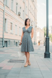 Stylish & Packable Travel Dress (With Pockets!)