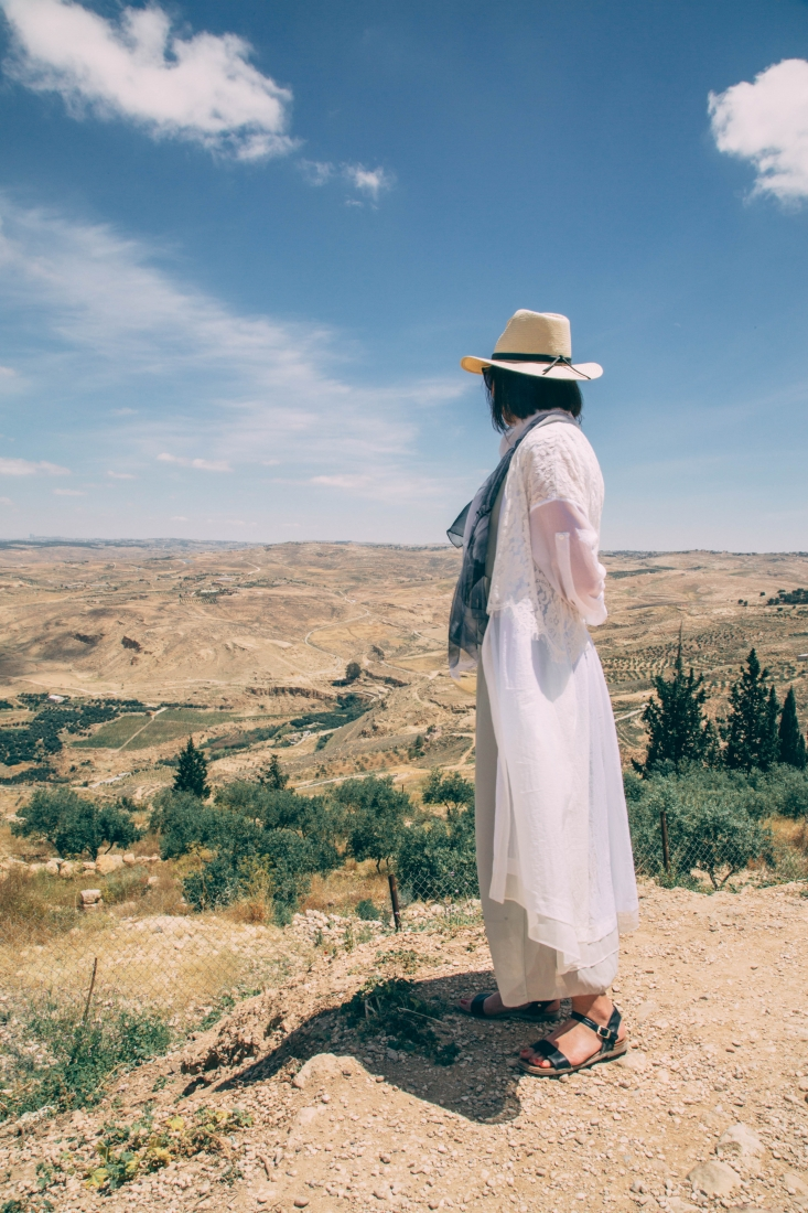 What to Wear for a Day of Exploring Madaba, Mount Nebo & the Dead Sea in Jordan