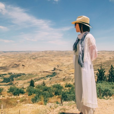 What to Wear for a Day of Exploring Near the Dead Sea in Jordan