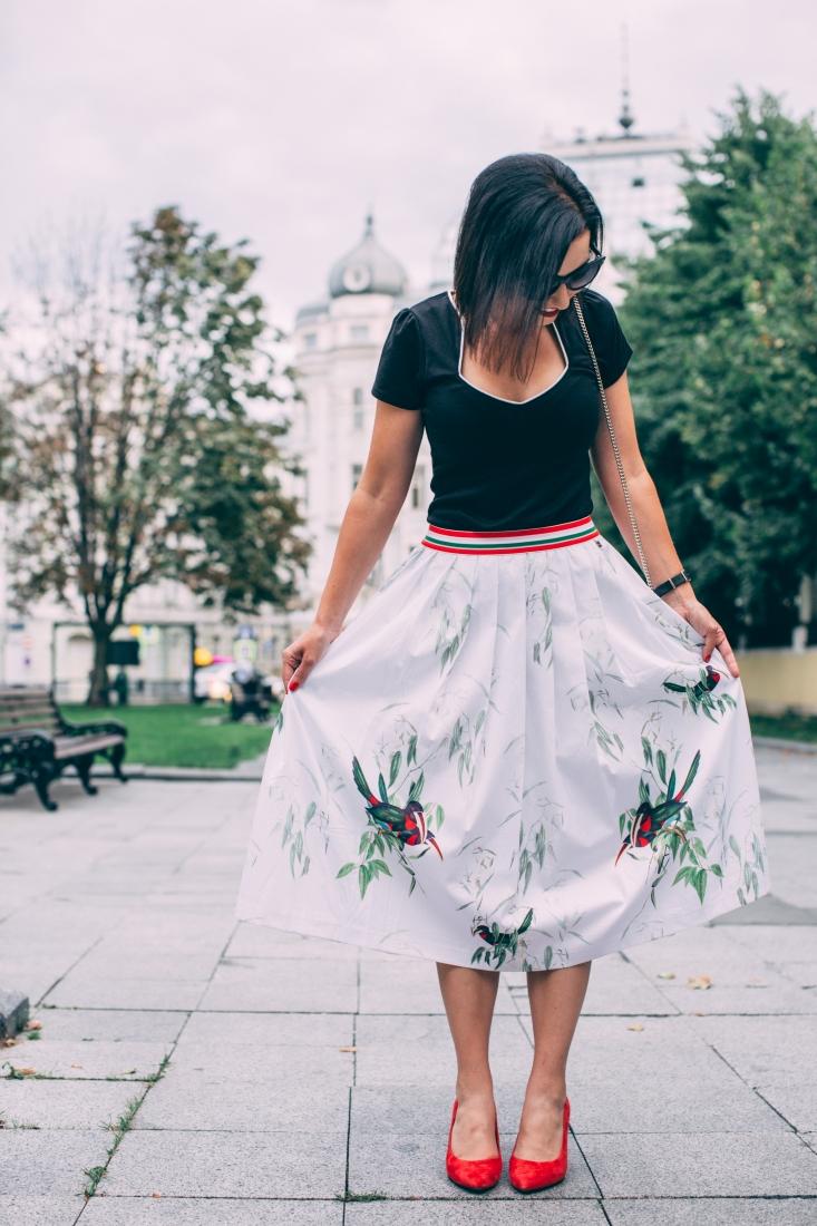 Ted Baker skirt