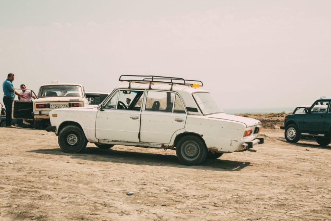 Gobustan taxi