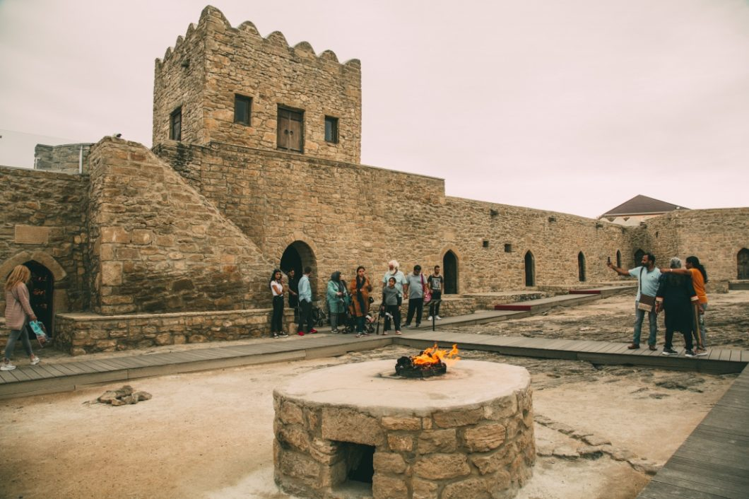 Ateshgah of Baku (Fire Temple)