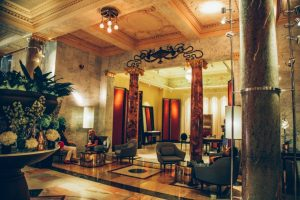metropol hotel lobby