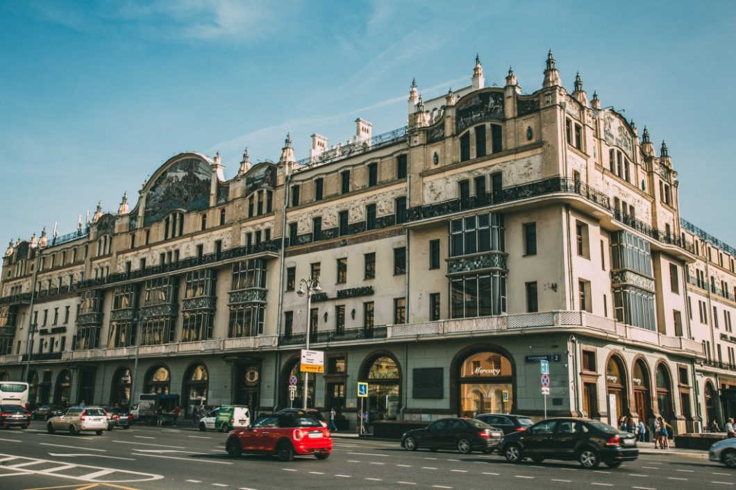 """A Gentleman in Moscow"" Tour of the Metropol Hotel - How to Follow in the Count's Footsteps"
