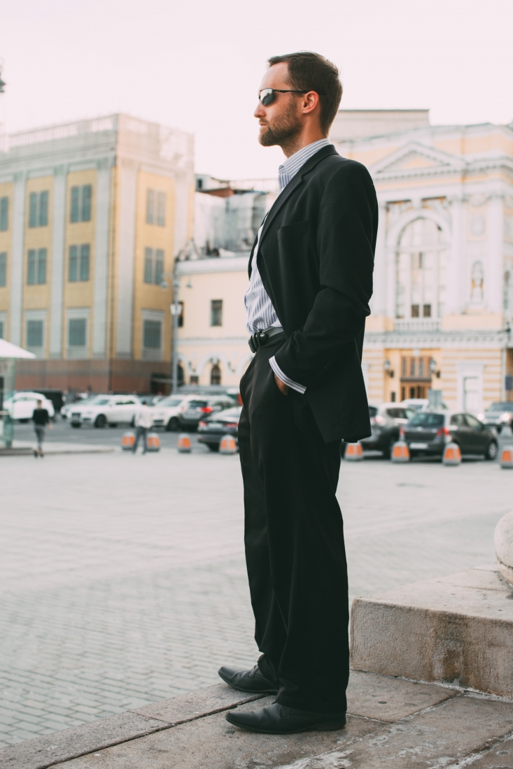 What to Wear to the Bolshoi Theatre for Men