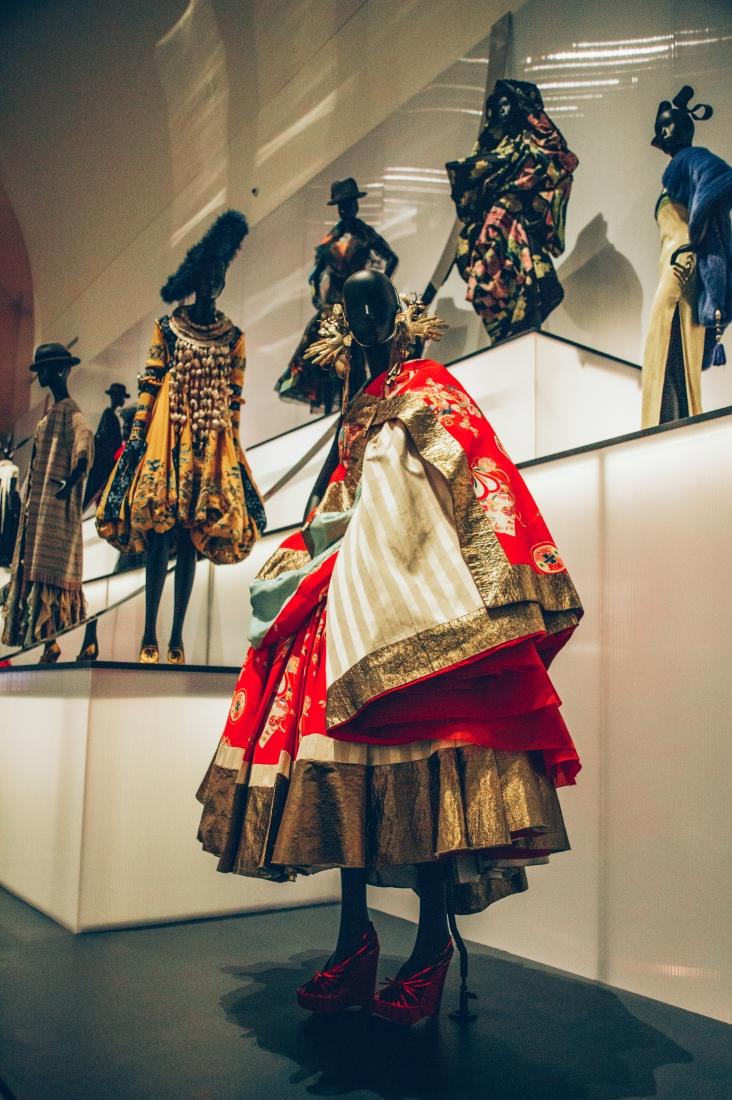 Dior Dallas Exhibit