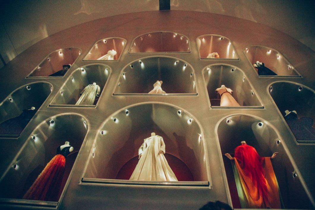 Dior exhibit Dallas