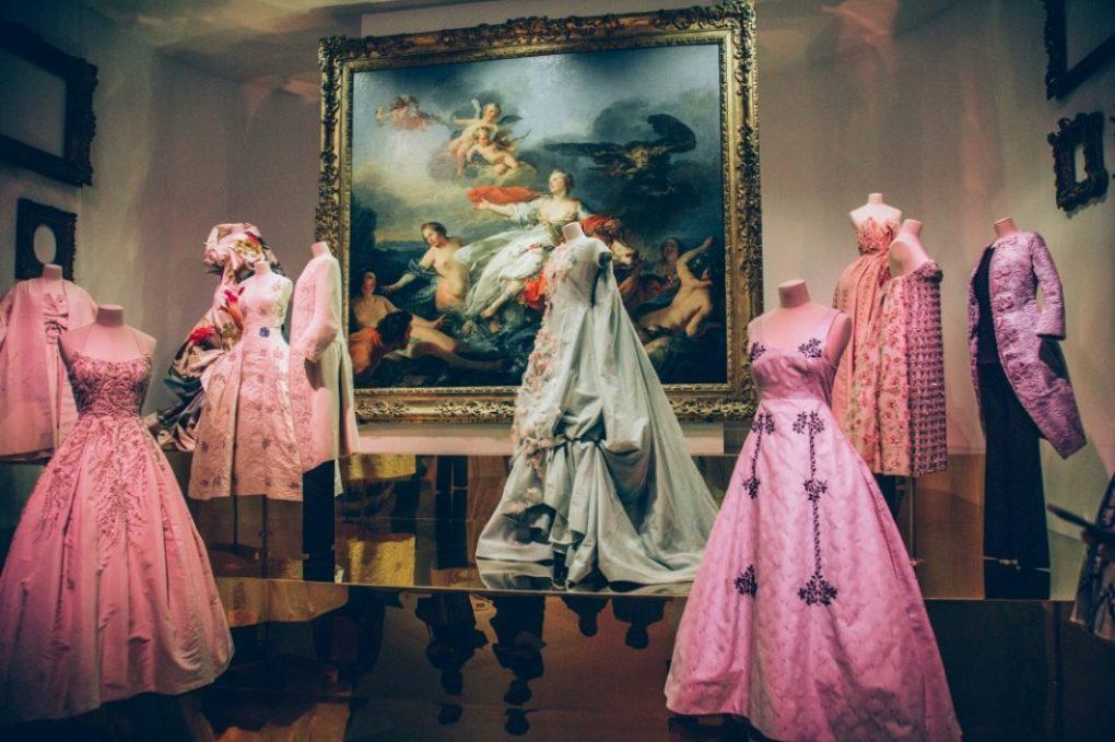 Photos of the Stunning Dallas Dior Exhibit