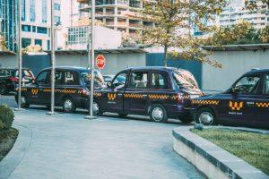 Baku taxis