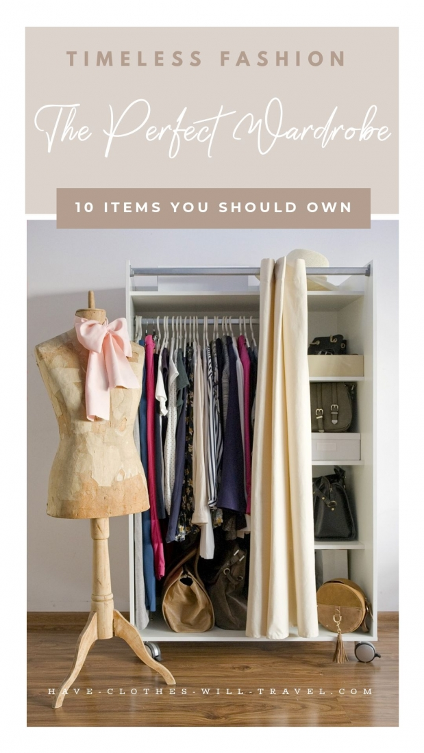 10 Timeless Fashion Items Every Woman Should Own
