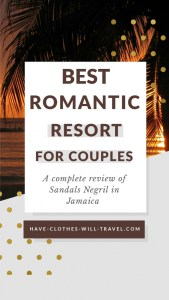 Best Romantic All-Inclusive Resort for Couples in Negril, Jamaica