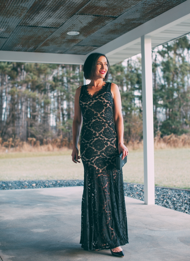 Ever-Pretty Evening Gown