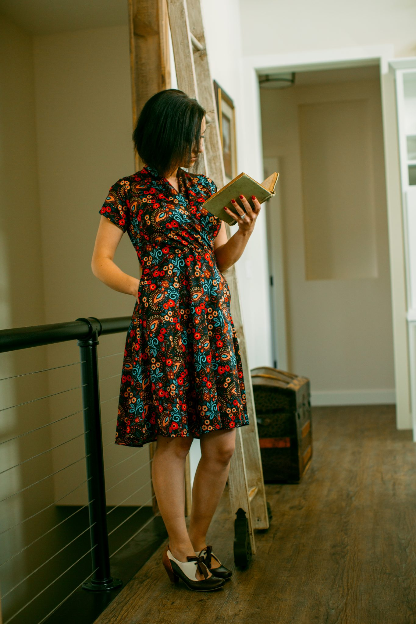Joan Dress - Boho Vibes - Karina Dresses Review
